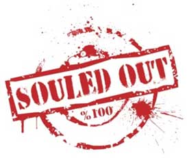 souled out logo